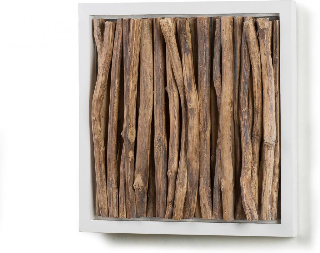 wanddecoratie ferny hout naturel la forma lilnl